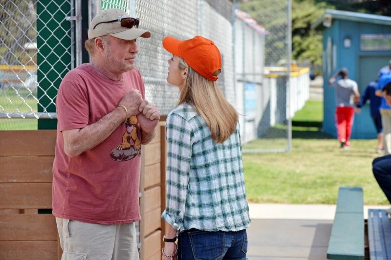 BWW Interviews - James Caan, Maggie Lawson Chat New ABC Comedy BACK IN THE GAME