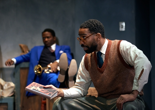 Photo Flash: First Look at Portland Stage's MA RAINEY'S BLACK BOTTOM