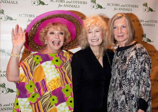 Ruta Lee, Loretta Swit and Susan Sullivan