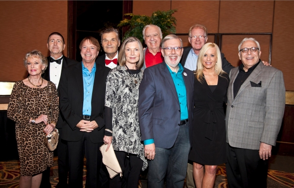 Tippi Hedren, Jim Piddock, Jay Johnson, Fred Willard, Susan Sullivan, Chuck McCann, L Photo