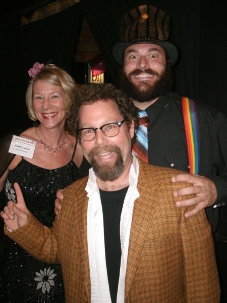 Kristin Larsen, Brian Posen and John Gerbin
