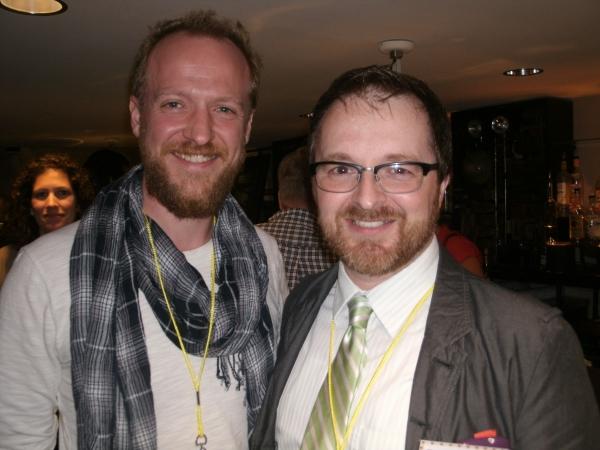 Sean Woods and Quinton Snodgrass Photo