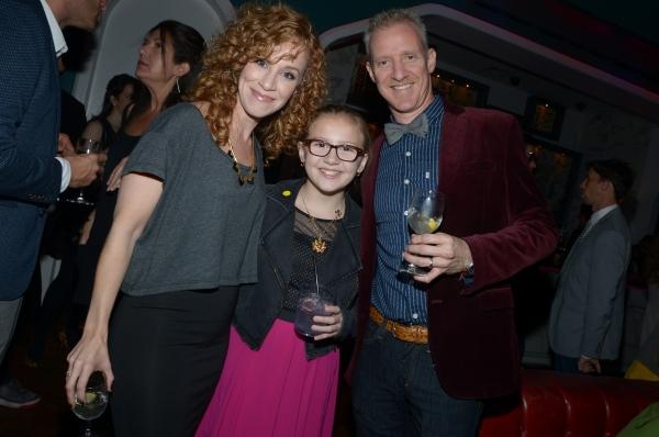 Lindsay Nicole Chambers, Bebe Wood, Chris Baroon