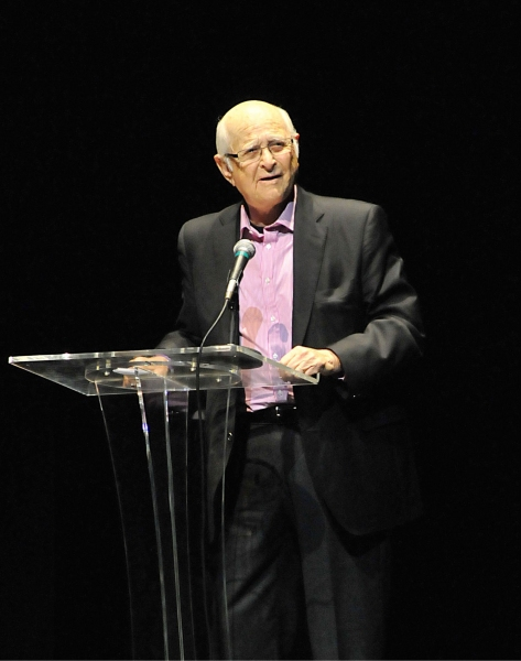 Norman Lear speaks of the positive impact from the works of Terrence McNally.