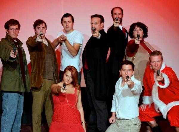 Photo Flash: Meet the Cast of EPAC's ASSASSINS