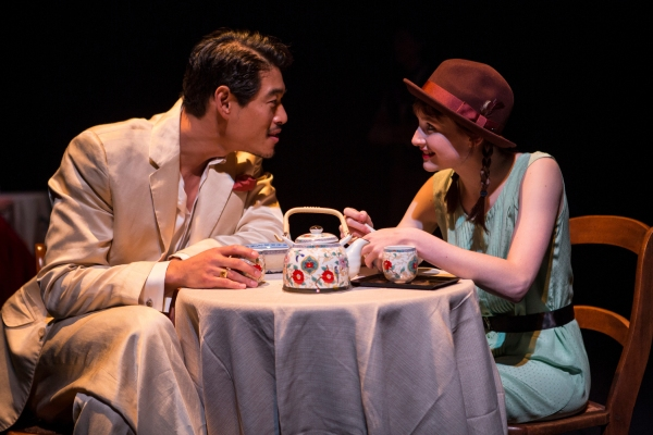 Photo Coverage: THE NORTH CHINA LOVER at Lookingglass