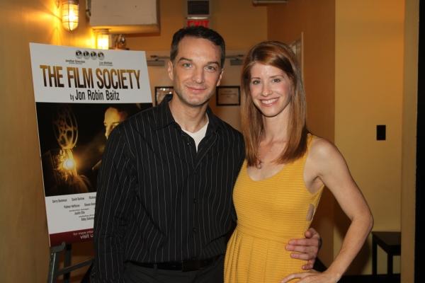 Euan Morton and Mandy Siegfried Photo
