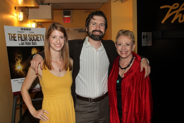 Mandy Siegfried, David Barlow and Roberta Maxwell