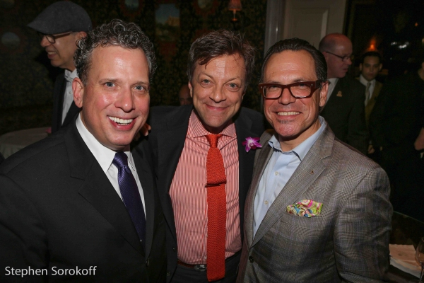Billy Stritch, Jim Caruso, Kurt Elling