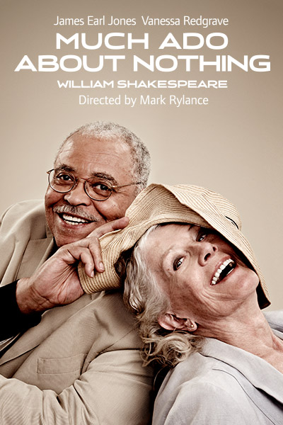 First Look At James Earl Jones Amp Vanessa Redgrave In Much