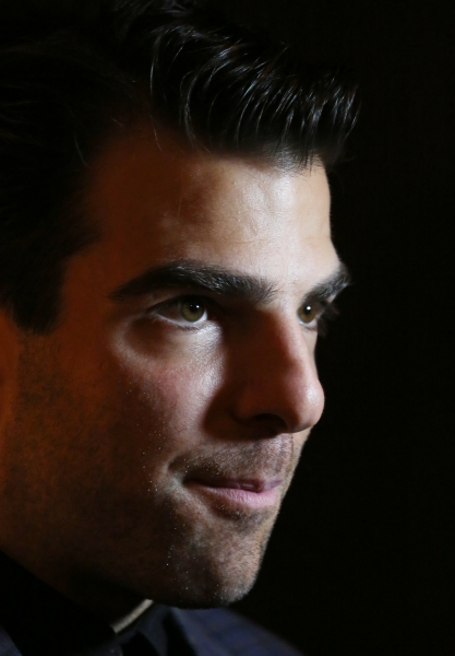 In The Spotlight: THE GLASS MENAGERIE's Zachary Quinto