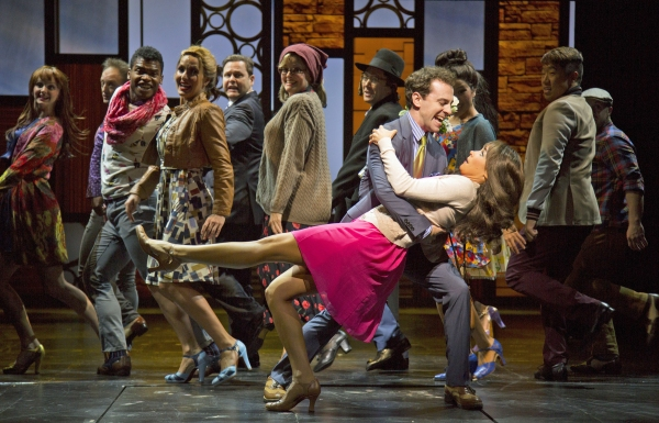 Photo Flash: First Look at Rob McClure, Tony Danza and More in Broadway-Bound HONEYMOON IN VEGAS at Paper Mill!