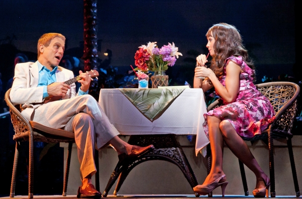 Photo Flash: HONEYMOON IN VEGAS Opens Tonight at Paper Mill!