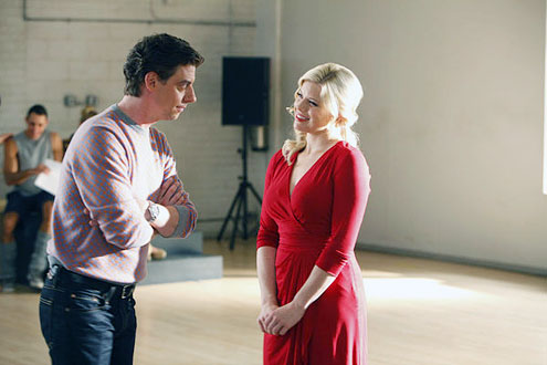 Smash Stars Megan Hilty, Christian Borle to Reunite on Disney Jr's Musical Animated Film