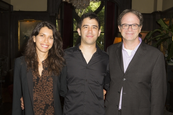 Sarah Stern, Christopher Chen and Douglas Albel