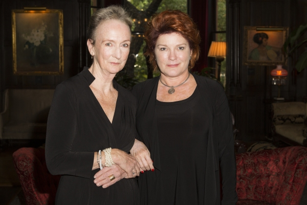 Photo Coverage: Kathleen Chalfant and Kate Mulgrew Host Vineyard Theatre's Emerging Artists Luncheon