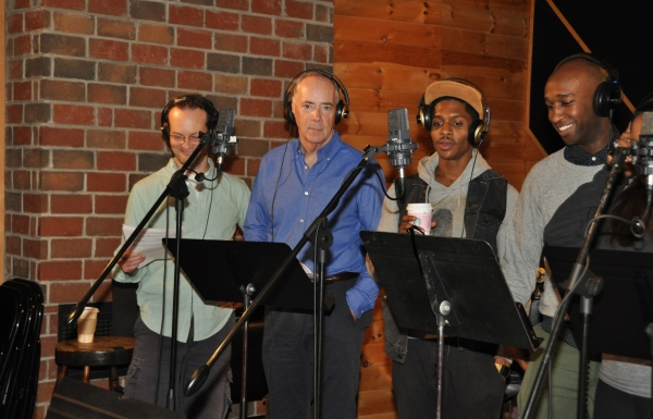 Exclusive Photo Coverage: MOTOWN Cast Decks the Halls for Carols for a Cure