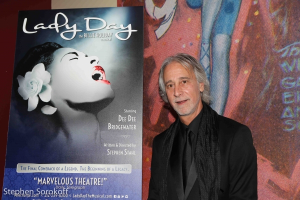 Photo Coverage: Dee Dee Bridgewater & More Celebrate LADY DAY Opening Night