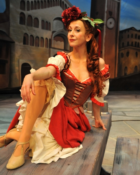 Photo Flash: Jeannie Shubitz Leads KISS ME, KATE at Westchester Broadway Theatre
