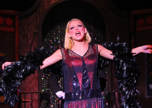 Samantha Stoltzfus as Sally Bowles