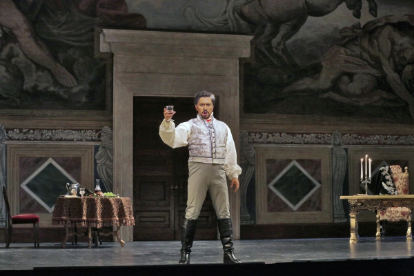 Photo Flash: First Look at The Atlanta Opera's TOSCA
