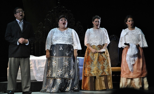 PHOTOS: First Look at the Opening Night of NOLI ME TANGERE-OPERA