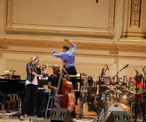Caroline Campbell & the New YOrk Pops