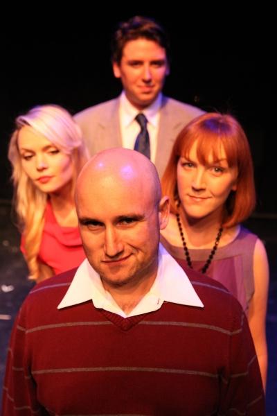Keith Cavanaugh, Sarah Lynn Robinson, Mark Walsh and Whitney Morse Photo