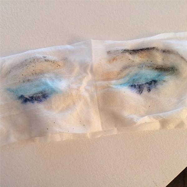 Photo Flash: Neil Patrick Harris Gives Backstage Look at HEDWIG Makeup