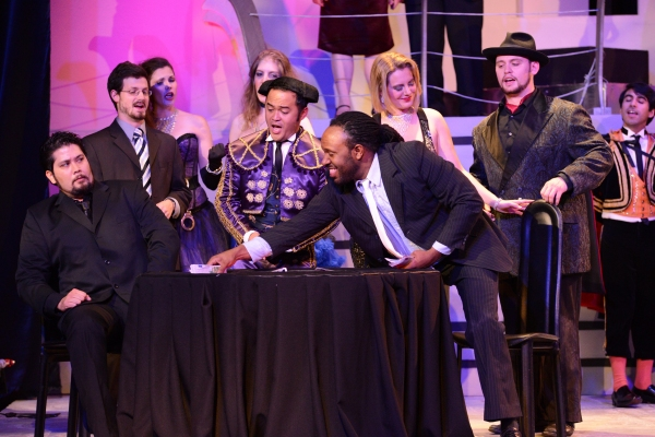 BWW Reviews: Opera in the Height's LA TRAVIATA is Engrossing