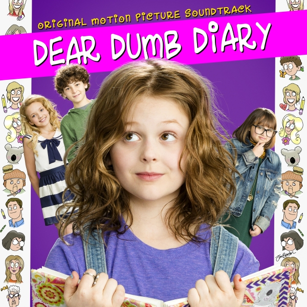 BWW CD Reviews: DEAR DUMB DIARY (Original Motion Picture Soundtrack) is Cute and Bubbly
