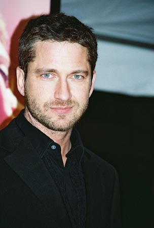 Gerard Butler (Phantom of the Opera Film New York Premier 2004)