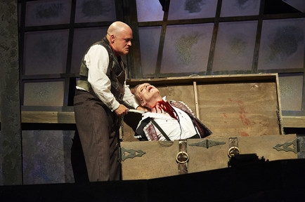 Photo Flash: SWEENEY TODD at the Great Lakes Theater at Hanna Thatre, PlayhouseSquare