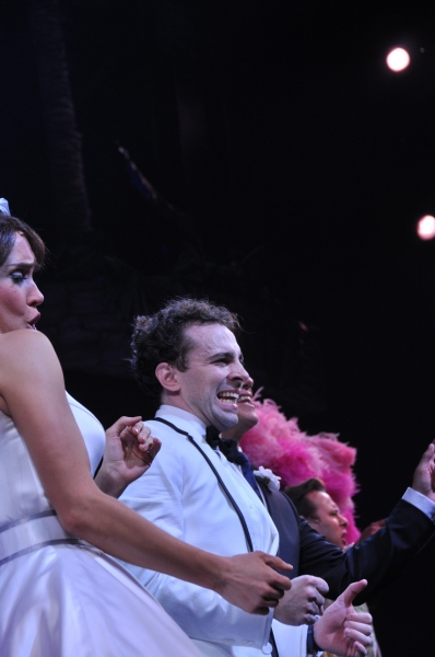 Photo Coverage: Inside Paper Mill Playhouse's HONEYMOON IN VEGAS Opening Night Curtain Call!