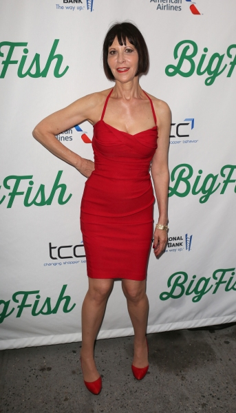 Photo Coverage: BIG FISH Opening Night Arrivals- Part 1!