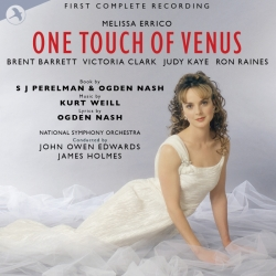 Jay's Complete ONE TOUCH OF VENUS Cast Recording Now Available On iTunes & CD