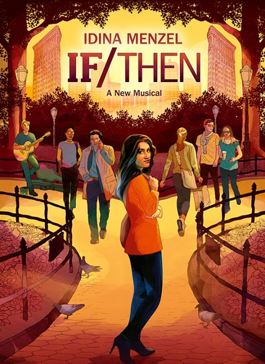 First Listen To Idina Menzel's 'Here I Go' From IF/THEN
