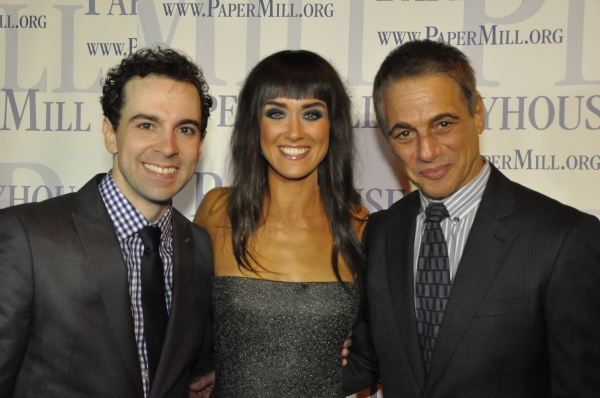 Photo Coverage: Rob McClure, Brynn O'Malley, Tony Danza & HONEYMOON IN VEGAS Cast Celebrate Opening Night!