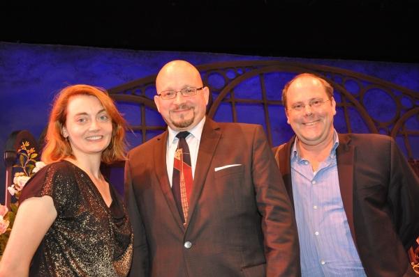 HeLen Shaw, Jeffrey Eric Jenkins and David Cote