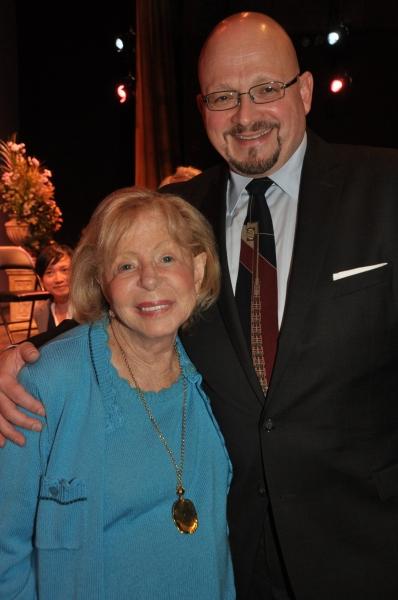 Anita Jaffe and Jeffrey Eric Jenkins Photo
