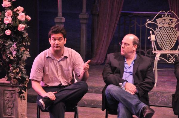Jason Zinoman and David Cote