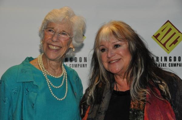 Frances Sternhagen and Melanie Photo