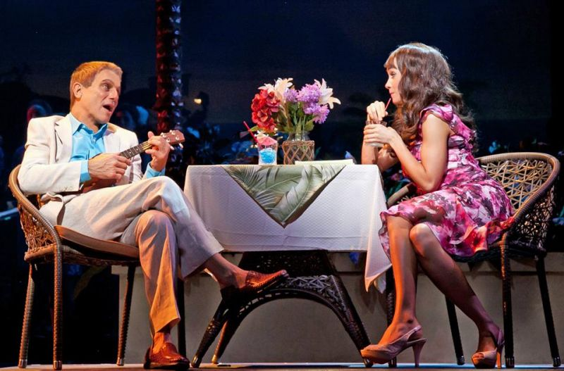 Review – HONEYMOON IN VEGAS:  Snazzy, Jazzy and Hilarious