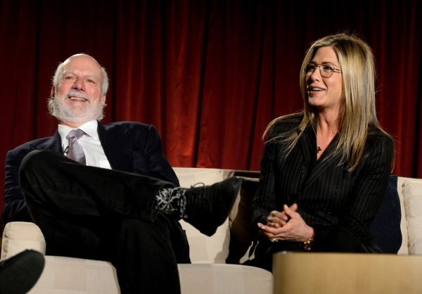 James Burrows, Jennifer Aniston