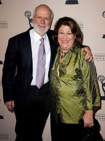 James Burrows, Margo Martindale