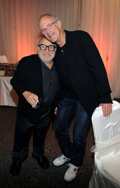 Danny DeVito, Christopher Lloyd