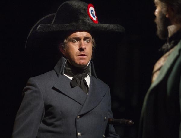 Earl Carpenter as Javert | Photo Credit: Cylla von Tiedemann Photo