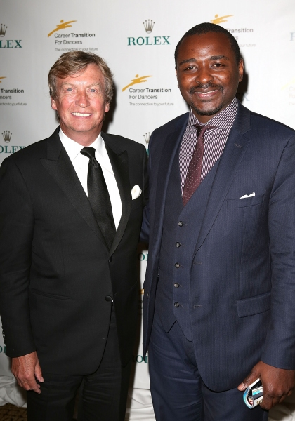 Nigel Lythgoe and Robert Battle