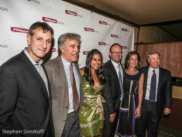 Elliot Fox, Casey Childs, Michelle Bossy, Andrew Leynse, Fran Kirmser, Tony Ponturo Photo