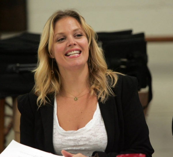 Photo Flash: In Rehearsal for Goodspeed's SNAPSHOTS with Stephen Schwartz & More!